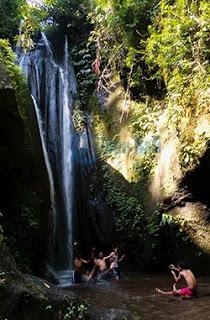 Photo of Destinasti Objek Wisata Air Terjun Slau di Tembuku Bangli Bali